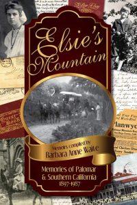 Elsie's Mountain Barbara Anne Waite