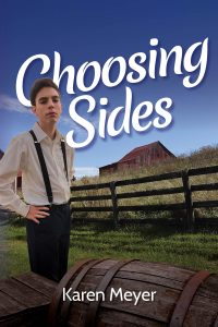 Choosing Sides COVER