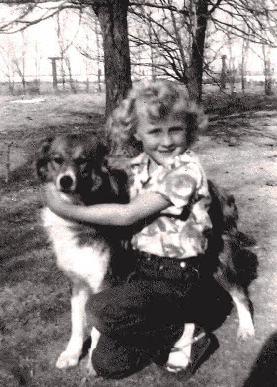 Kit Carson, Colorado 1952